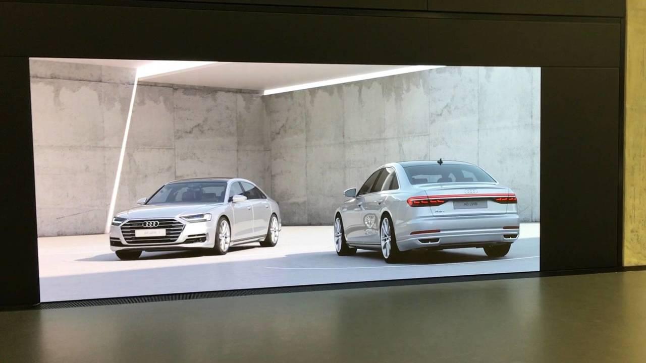 Audi Tasarım Merkezi