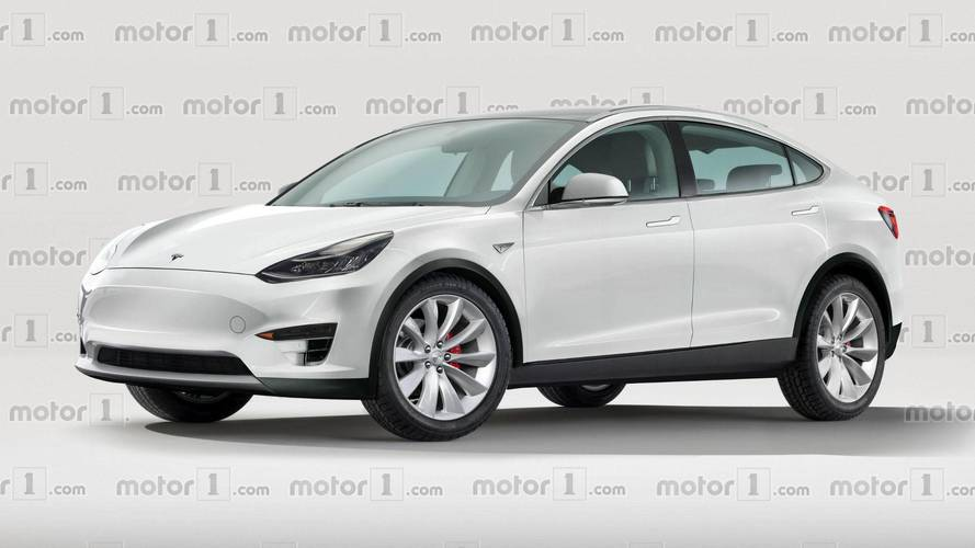 Tesla Model Y Rendering Previews Future EV Bestseller