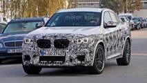 2019 BMW X4 M spy photo