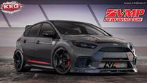 2017 Ford Focus RS by VMP