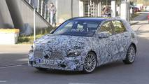2019 Mercedes B-Class spy photo