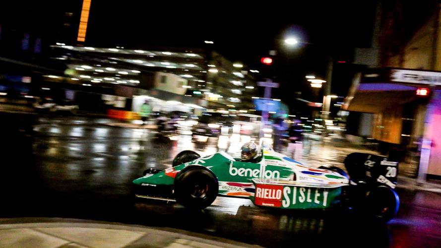 Les F1 envahissent le centre-ville d'Adélaïde !