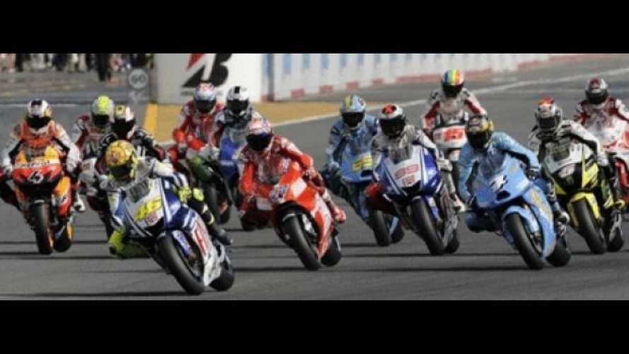 MotoGP 2011: week-end al Motegi