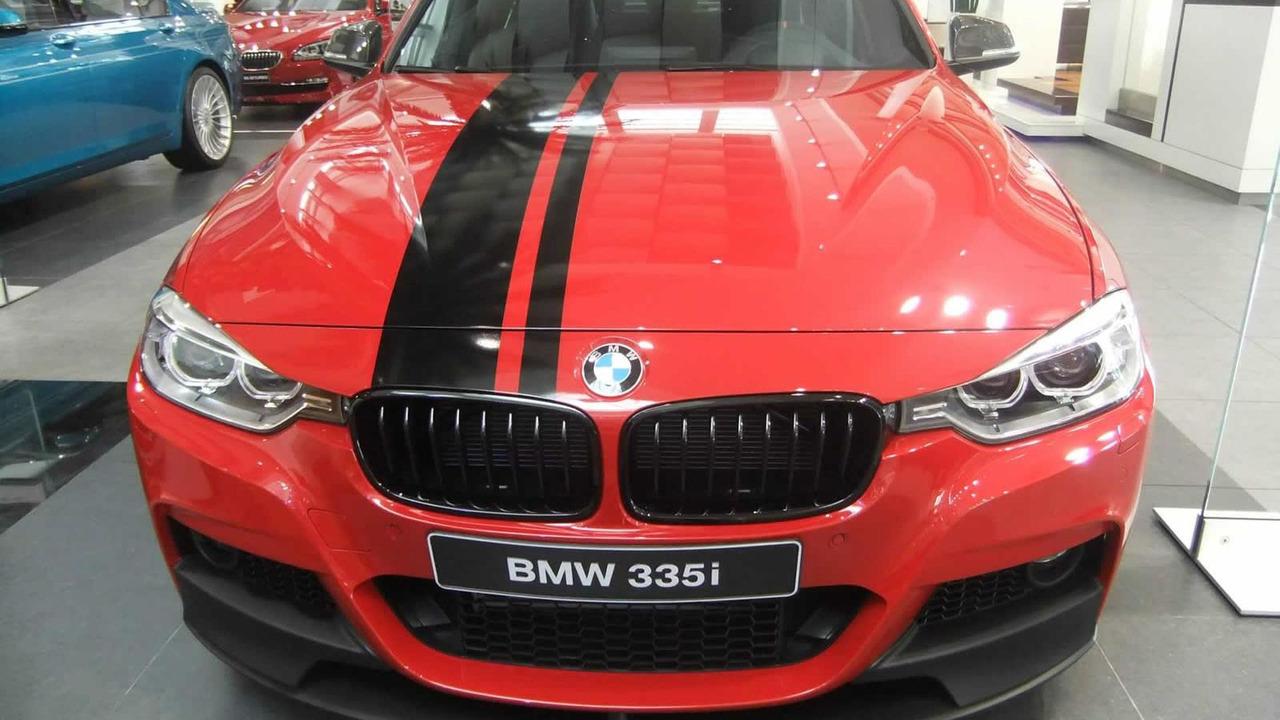 BMW 335i with M Performance parts | Motor1 com Photos