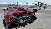 Lamborghini Veneno Roadster in UAE