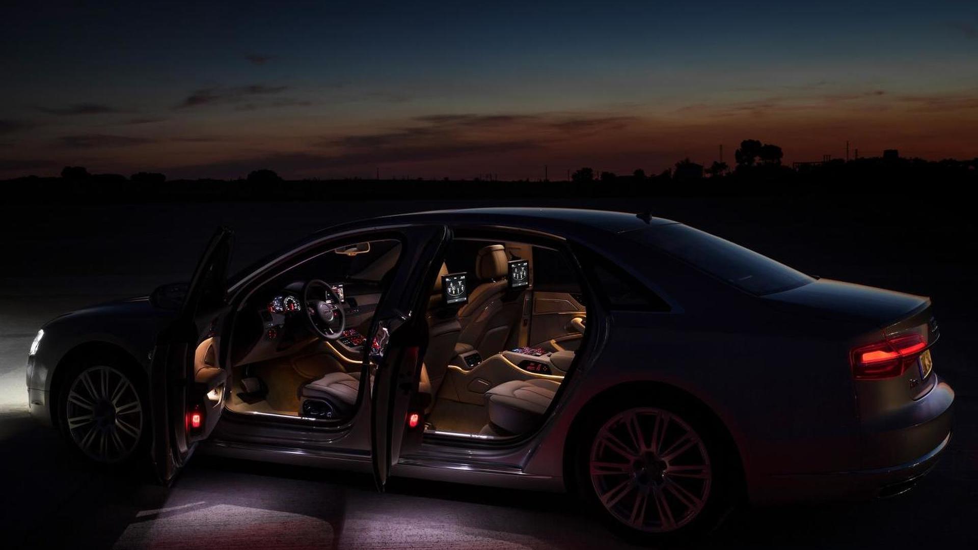 2014 Audi A8 Pricing Announced Uk