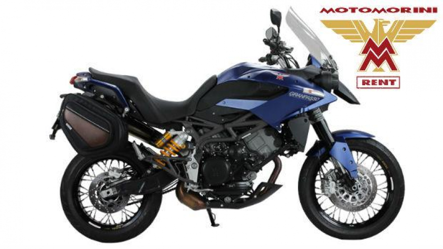 Moto Morini: Long Rent Formula 50%