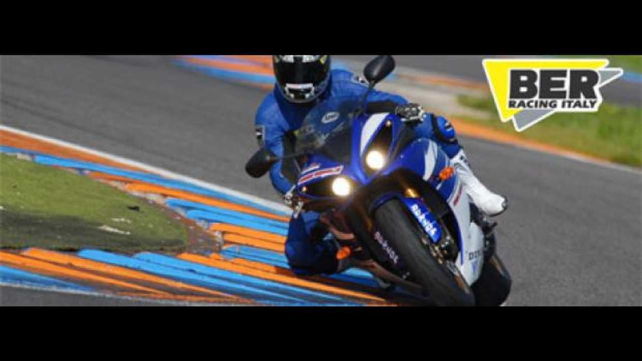 Ber Racing Italy ed Arai con Riding School
