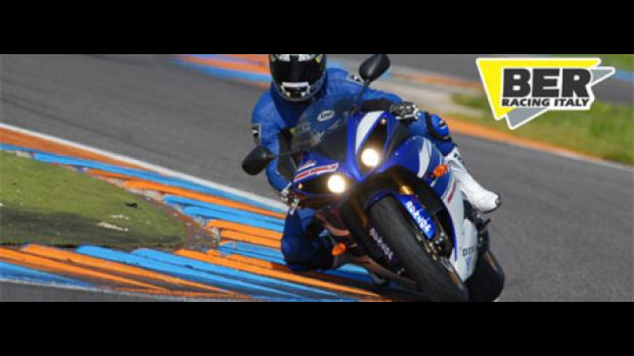 Ber Racing Italy ed Arai con Riding School