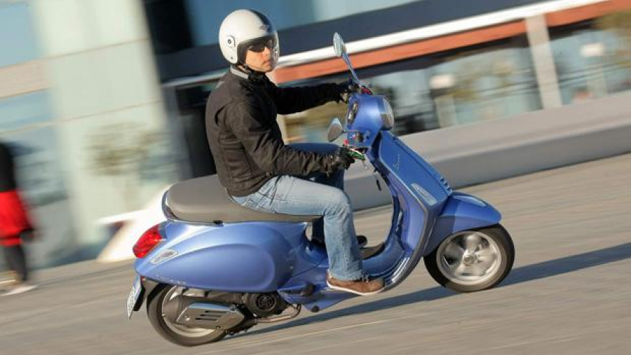 Vespa Primavera – VIDEO TEST