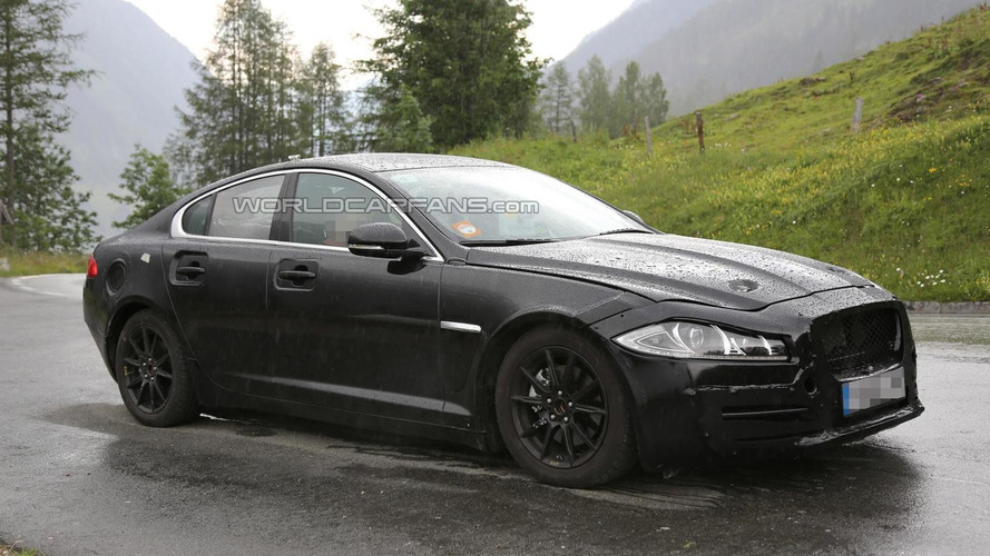 Jaguar to announce entry-level sedan and crossover in Frankfurt - report