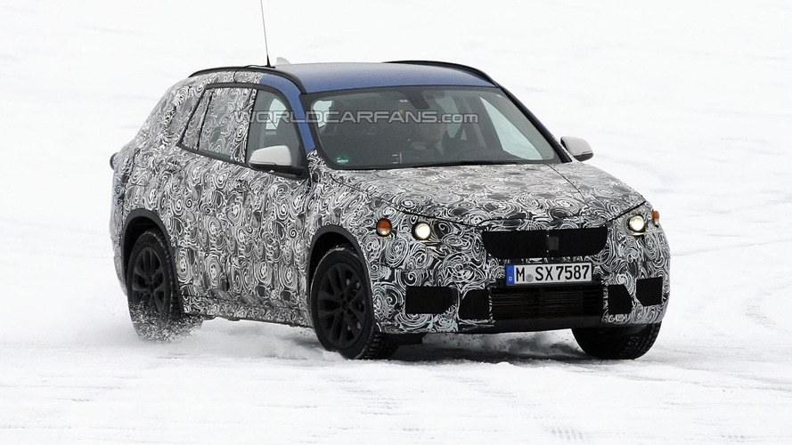 Next-gen BMW X1 getting 300+ HP four-cylinder engine and plug-in hybrid version - report