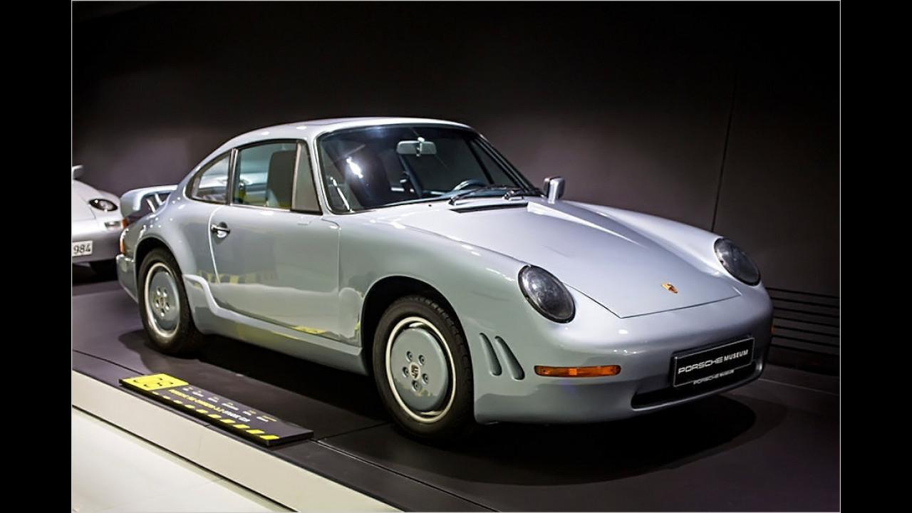 Studie Porsche 911 Carrera 3.2 ,E19