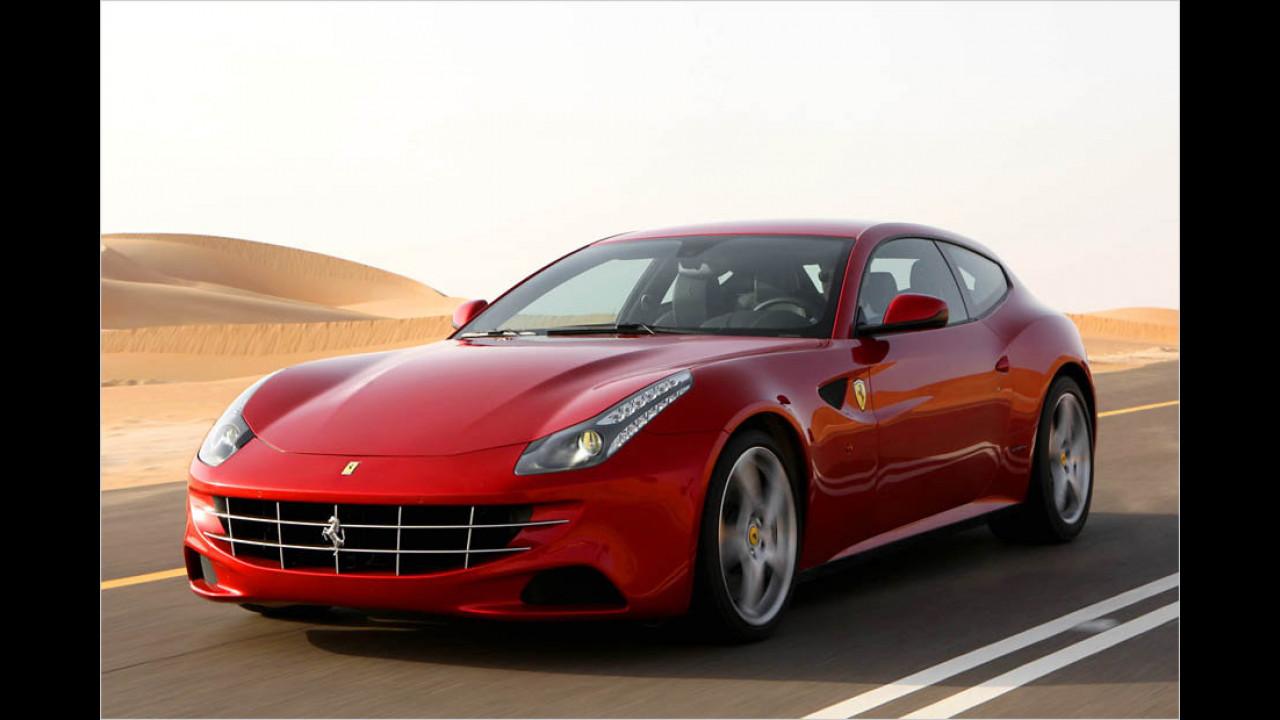 Ferrari FF: 660 PS