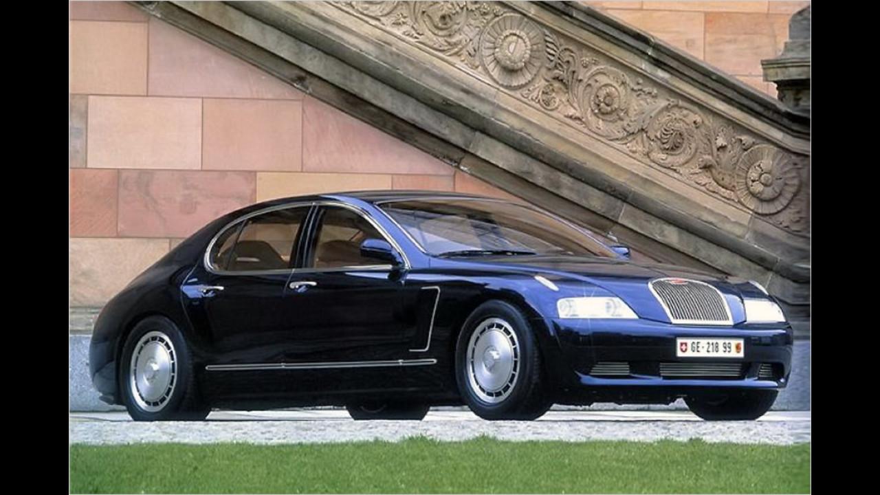 Bugatti EB 218 (1999)