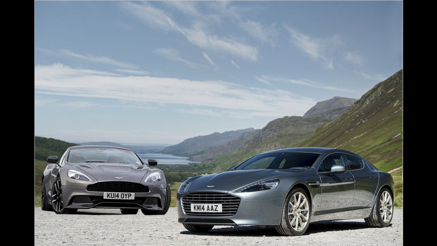 Feinschliff für Astons V12-Kracher