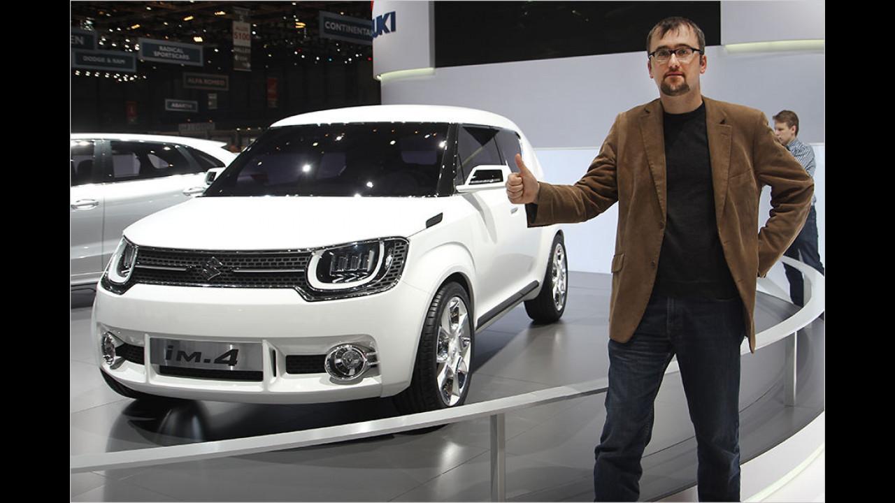 Top: Suzuki iM-4