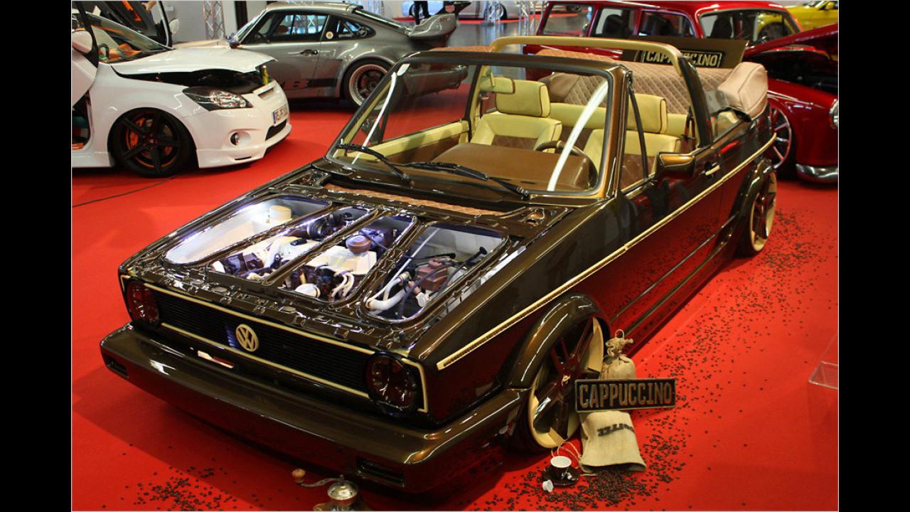 RS Hardcore VW Golf 1 Cabrio