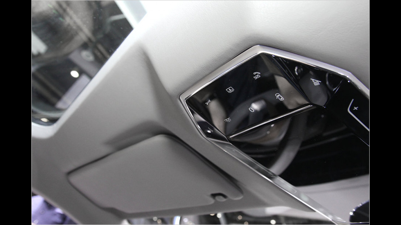 Sitzprobe VW Sport Coupé Concept GTE