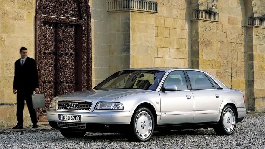 PHOTOS - Découvrez l'Audi A8 à travers les années