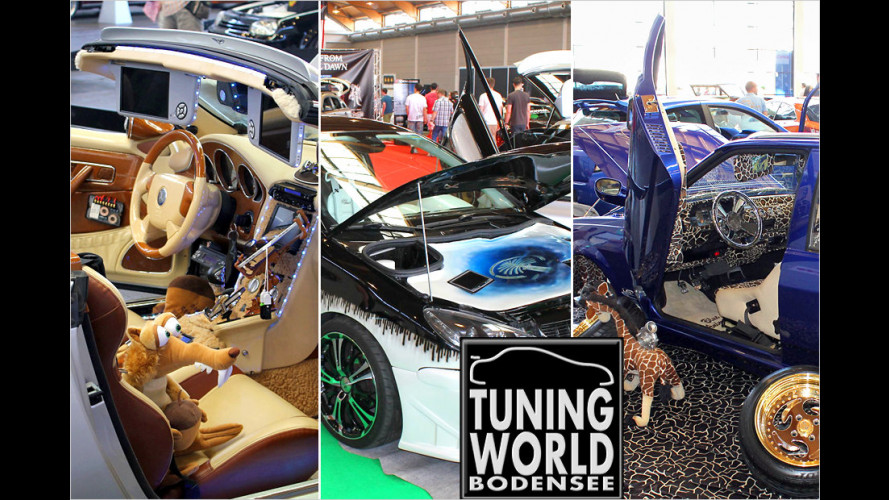 Tuning World Bodensee 2012: Die Highlights