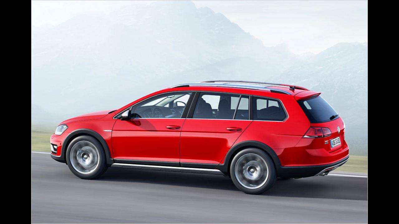 Flop: VW Golf Variant Alltrack