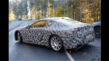 Erwischt: Lexus LF-LC