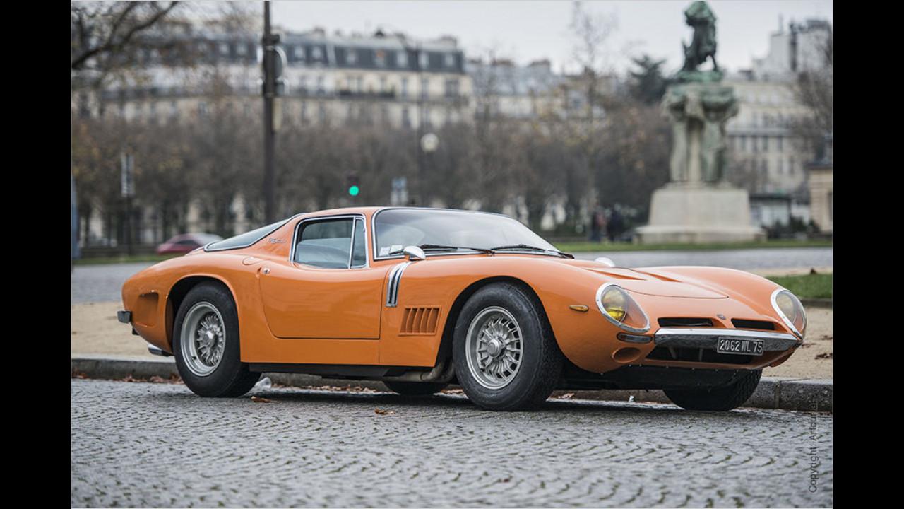 Bizzarrini 5300 GT Strada (1968): 1,2 Millionen Euro