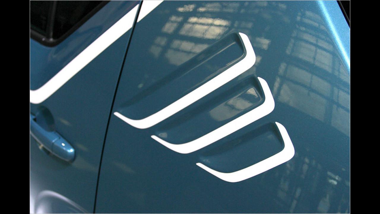 Paris 2016: Sitzprobe im neuen Suzuki Ignis