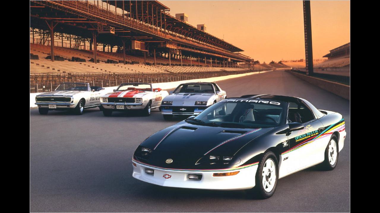 Indianapolis 500 1993: Chevrolet Camaro