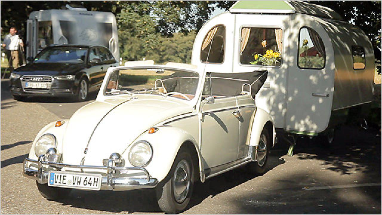 55 Jahre Caravan Salon