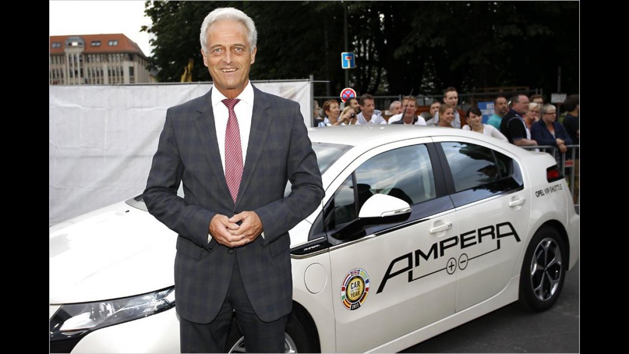 Peter Ramsauer: Opel Ampera