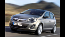 Drei für Opel