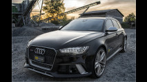 Getunter Audi RS 6 Avant: Familien-Monster