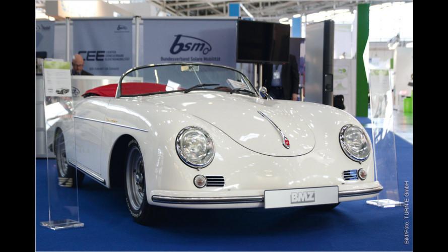 356 Speedster mit Elektro-Antrieb