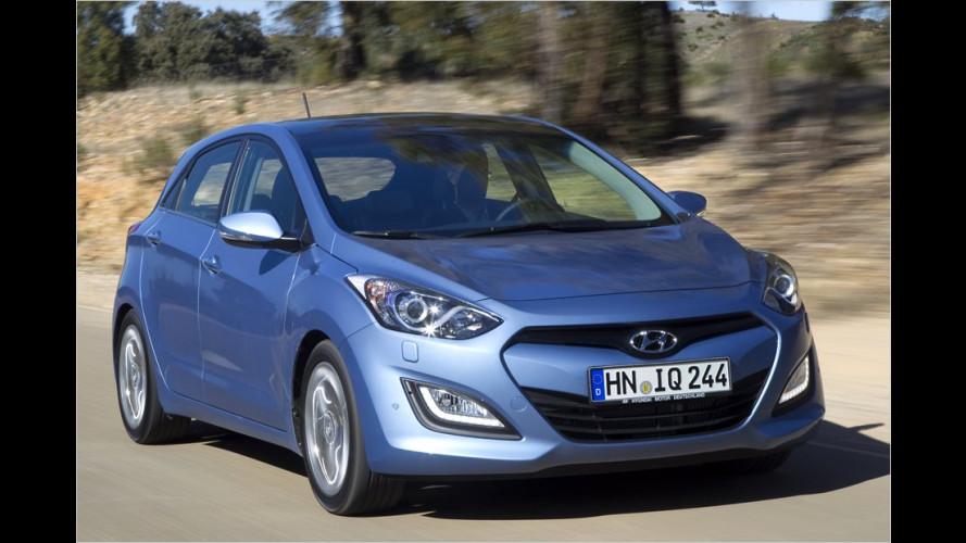 Hyundai i30 1.6 CRDi im Test