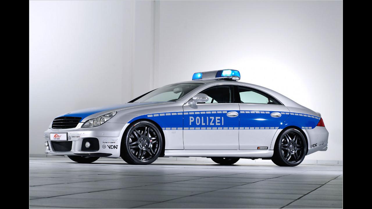Tune it! Safe!: Brabus Rocket auf Basis Mercedes CLS