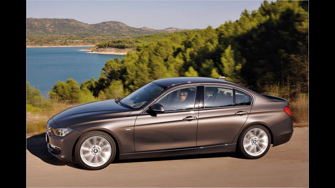 Platz 14: BMW 335d