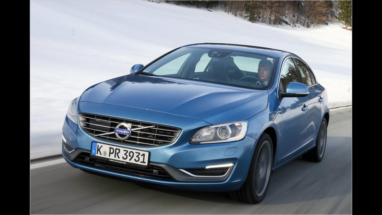 Volvo: Zweiliter-Vierzylinder-Turbobenziner (Volvo S60)