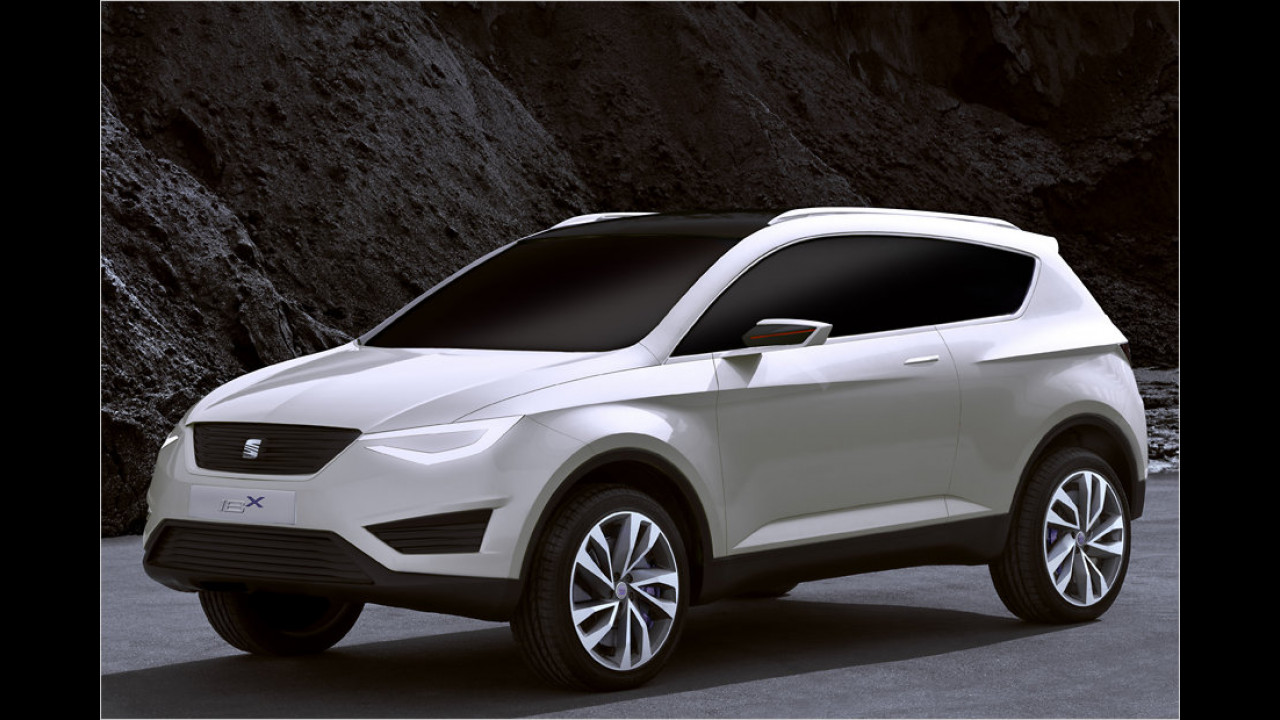 Seat-SUV kommt 2016