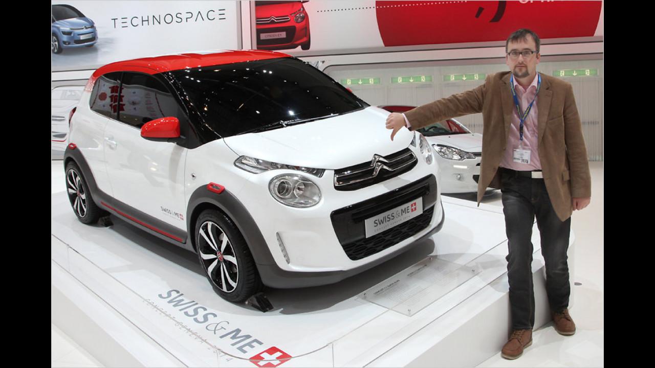 Flop: Citroën C1