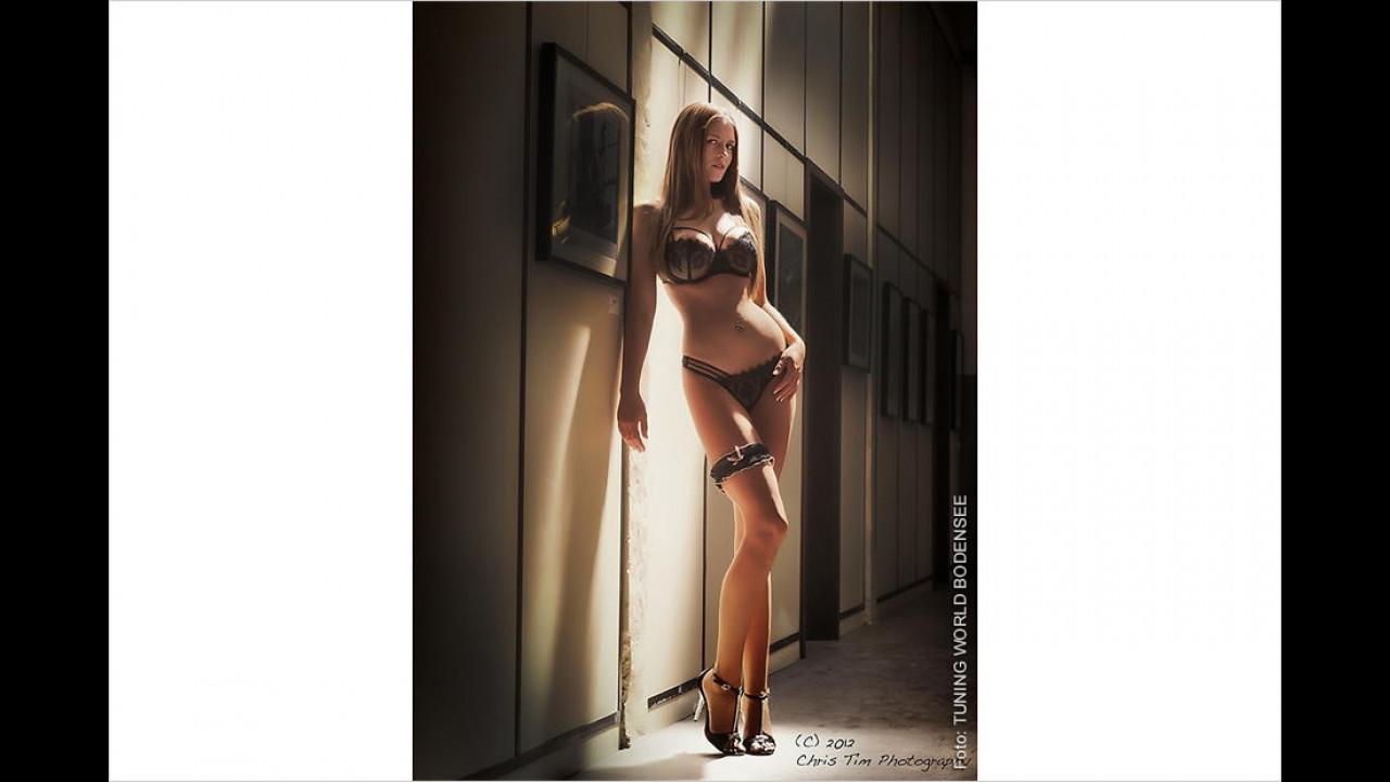 Miss Tuning Wahl 2013: Agnieszka (26) aus Ratingen
