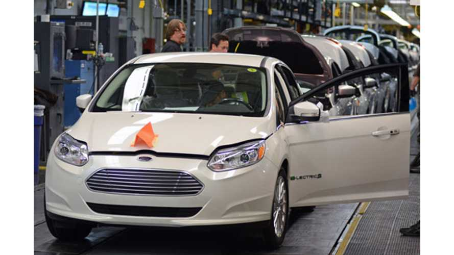 Focus Electric Recalled As Ford Finally Reacts To The