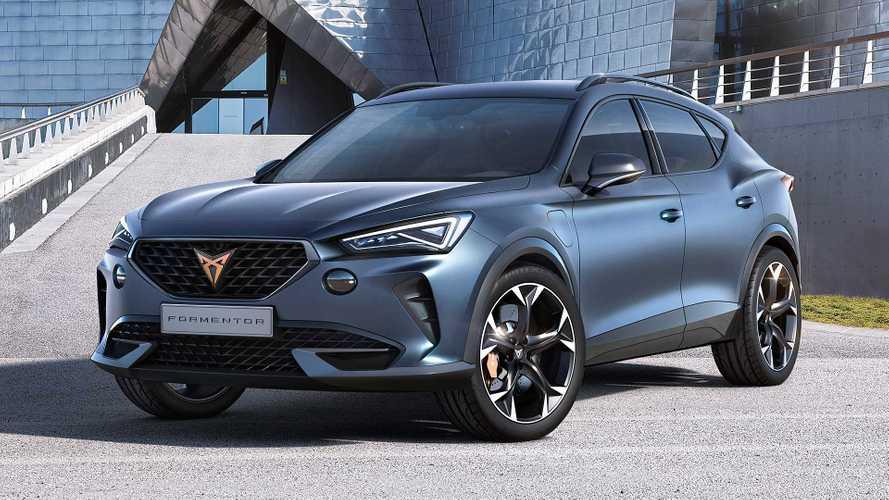 Cupra Formentor: Das erste Concept Car der Marke
