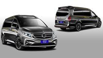 Mercedes V-Class by Italdesign