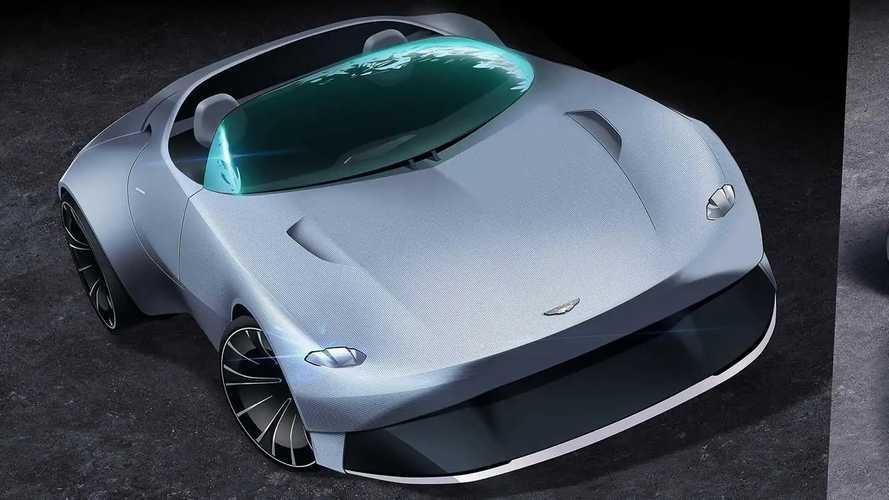 Aston Martin Vesper ve Visionary konseptlerine yakından bakın