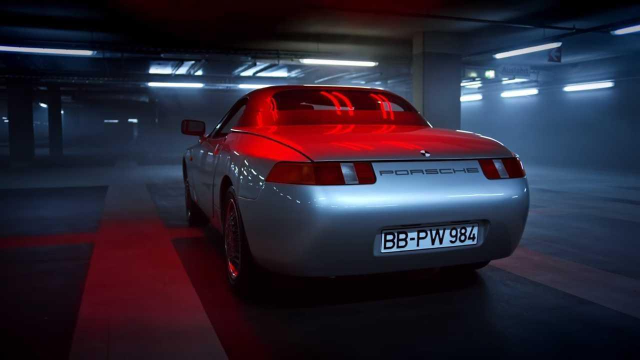 Porsche 984 prototype