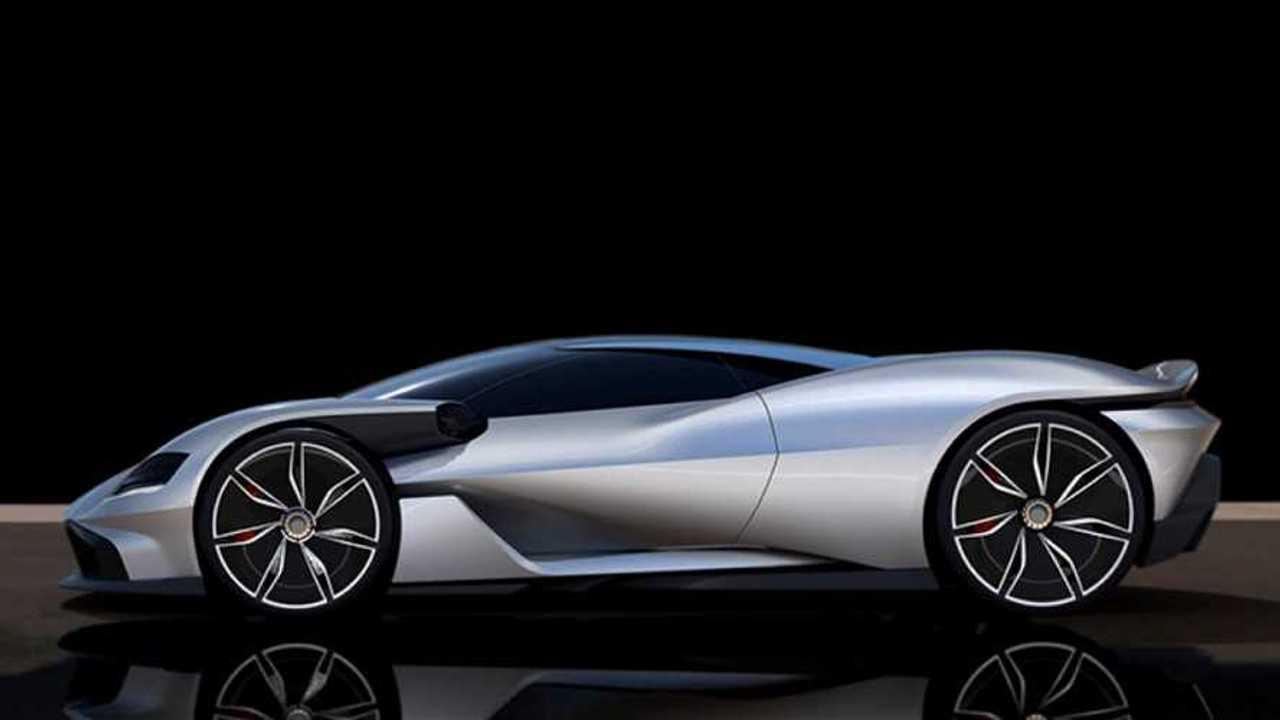 Aston Martin Visionary Concept