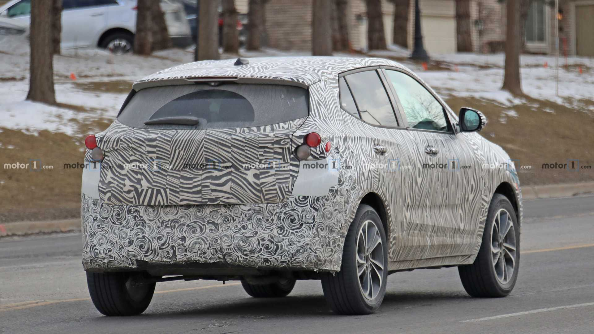 2020 Buick Encore Encore Gx Teased Ahead Of April 15 Debut
