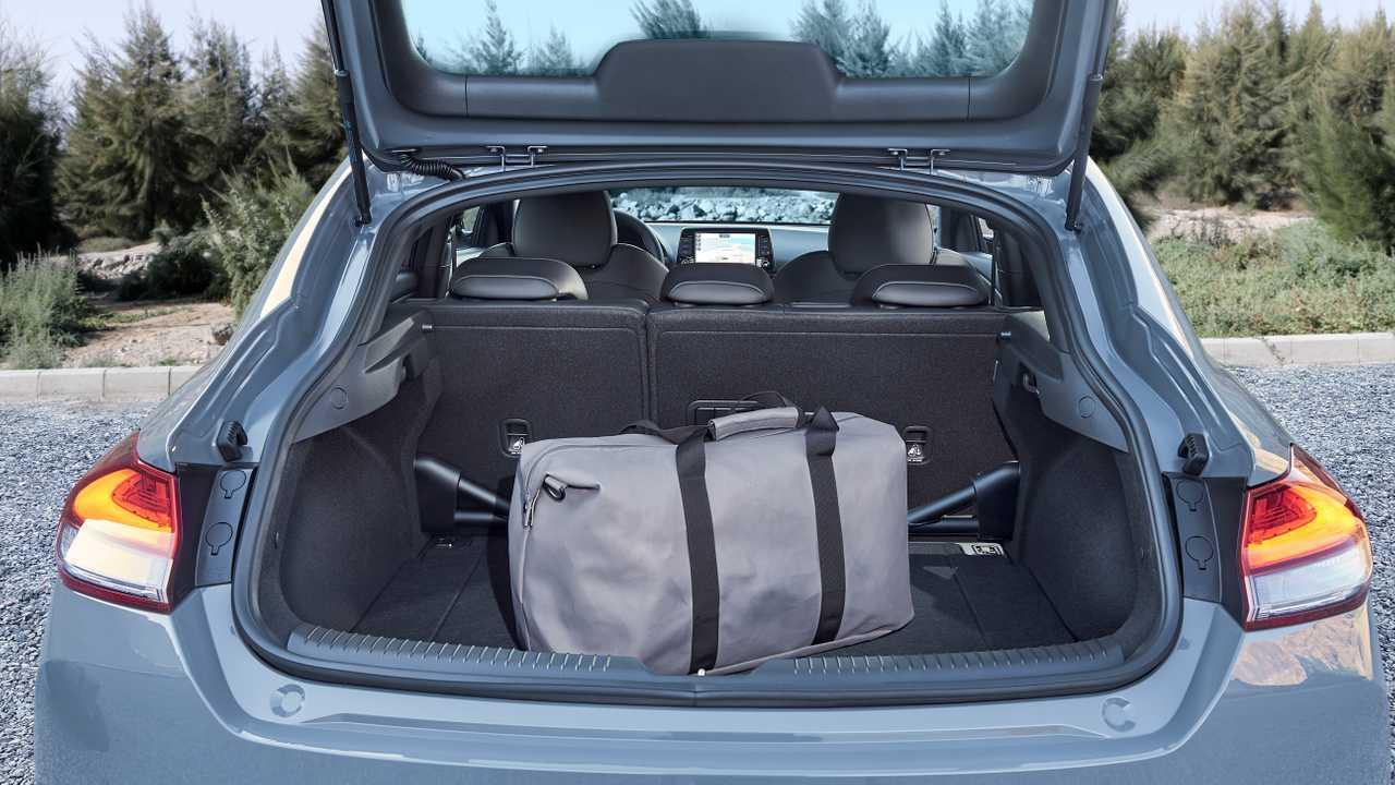 Hyundai i30 N Fastback 2019